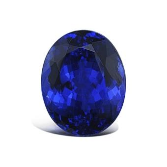 6.38ct Oval Shape Tanzanite