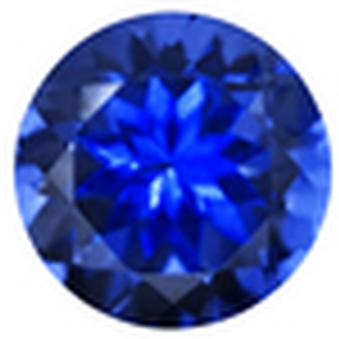 2.00ct Round Shape Tanzanite