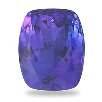 1.64ct Cushion Cut Tanzanite