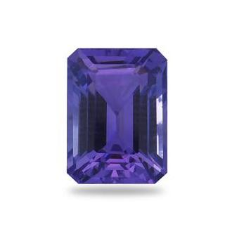 4.59ct Emerald Cut Tanzanite