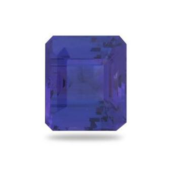 3.89ct Emerald Cut Tanzanite