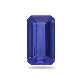 1.16ct Emerald Cut Tanzanite