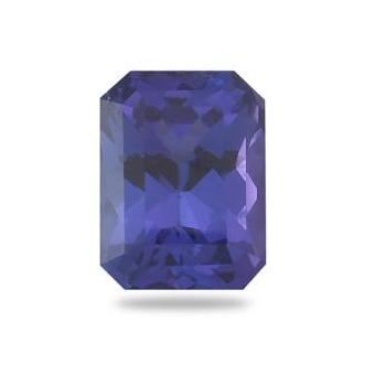 3.48ct Emerald Cut Tanzanite
