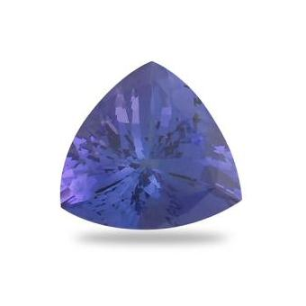 4.21ct Trillion Cut Tanzanite