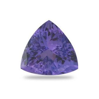 3.84ct Trillion Cut Tanzanite