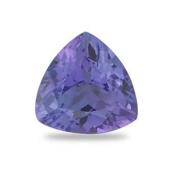 2.47ct Trillion Cut Tanzanite