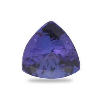 2.64ct Trillion Cut Tanzanite
