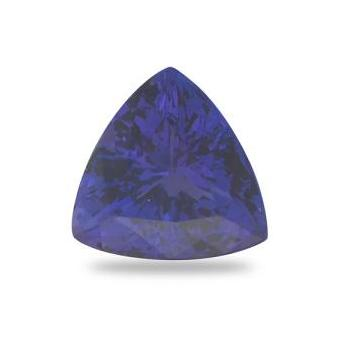 3.85ct Trillion Cut Tanzanite
