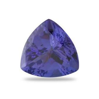 3.31ct Trillion Cut Tanzanite