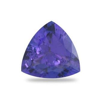 2.67ct Trillion Cut Tanzanite