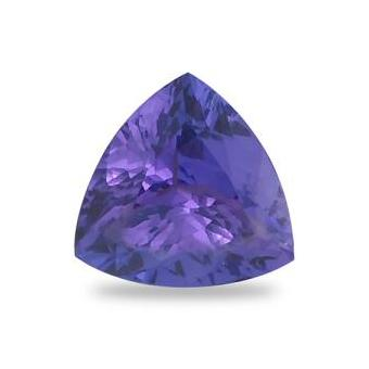 2.74ct Trillion Cut Tanzanite