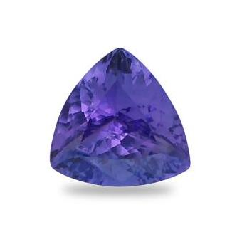 2.12ct Trillion Cut Tanzanite