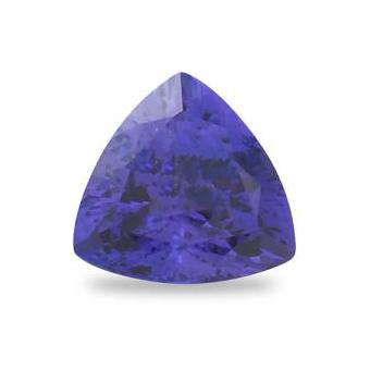 2.86ct Trillion Cut Tanzanite