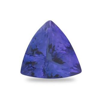 3.52ct Trillion Cut Tanzanite