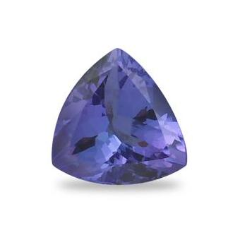 2.22ct Trillion Cut Tanzanite