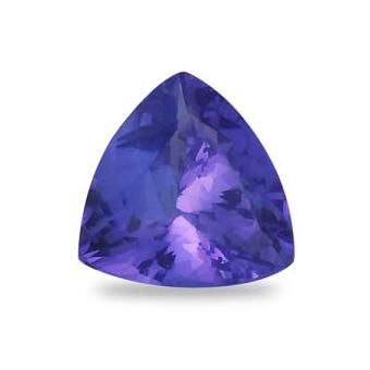 2.39ct Trillion Cut Tanzanite