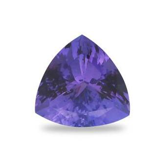 2.45ct Trillion Cut Tanzanite