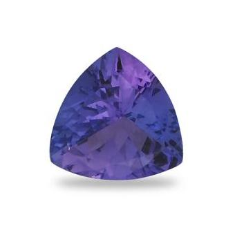 1.90ct Trillion Cut Tanzanite