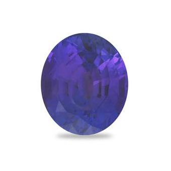 9.03ct Oval Shape Tanzanite