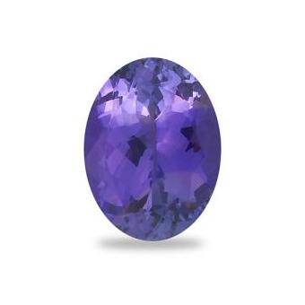 3.43ct Oval Shape Tanzanite