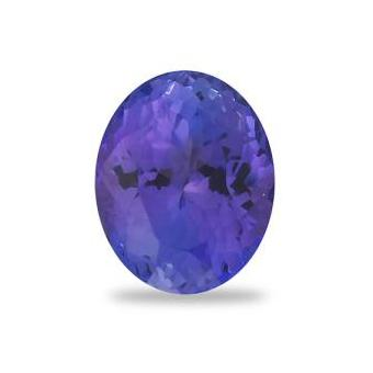 4.28ct Oval Shape Tanzanite