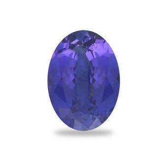 3.09ct Oval Shape Tanzanite