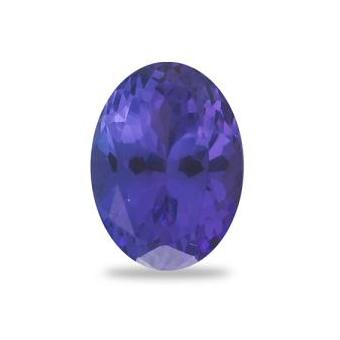 6.58ct Oval Shape Tanzanite