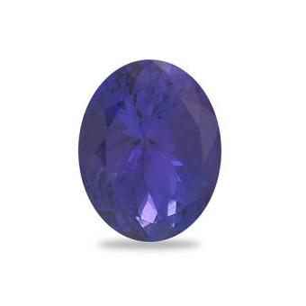 7.54ct Oval Shape Tanzanite
