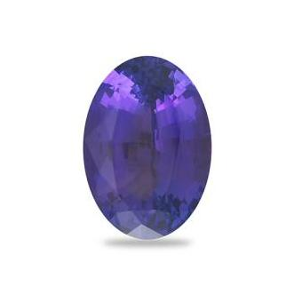 10.70ct Oval Shape Tanzanite