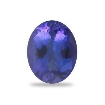 3.95ct Oval Shape Tanzanite