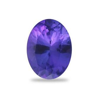 4.37ct Oval Shape Tanzanite