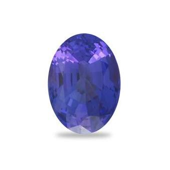 8.74ct Oval Shape Tanzanite