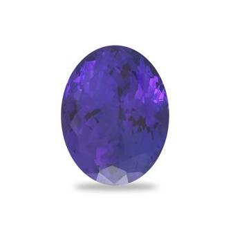 8.06ct Oval Shape Tanzanite