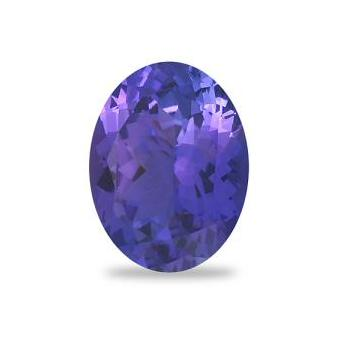 4.5ct Oval Shape Tanzanite