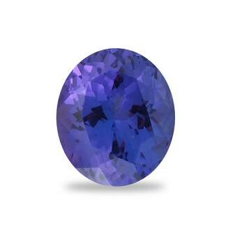 4.13ct Oval Shape Tanzanite