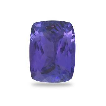 4.42ct Cushion Cut Tanzanite