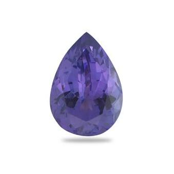 2.43ct Pear Shape Tanzanite