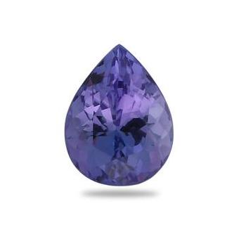 3.51ct Pear Shape Tanzanite