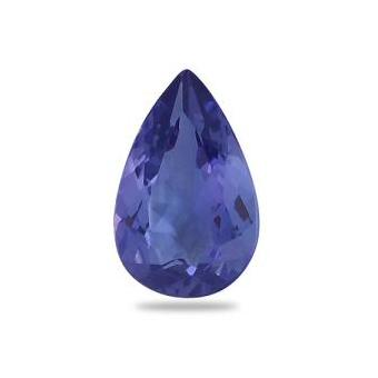 1.84ct Pear Shape Tanzanite