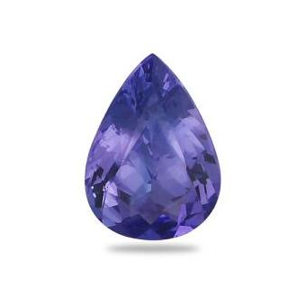 1.88ct Pear Shape Tanzanite