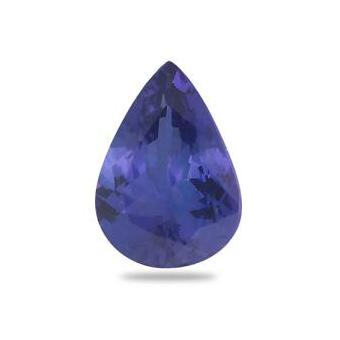 1.96ct Pear Shape Tanzanite