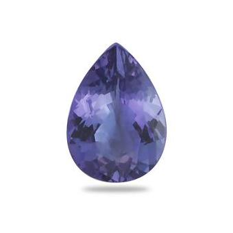 2.11ct Pear Shape Tanzanite