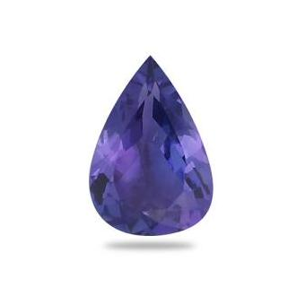 1.61ct Pear Shape Tanzanite