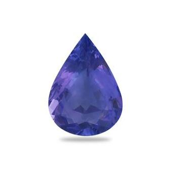 1.75ct Pear Shape Tanzanite